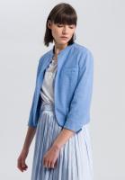 Blazer Jacket in structured-look