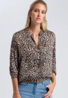 Blouse leopard print style