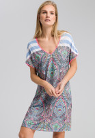 Dress in the pattern mix