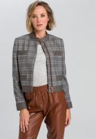 Blazer jacket In patchwork