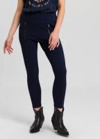 Trousers in twill optic