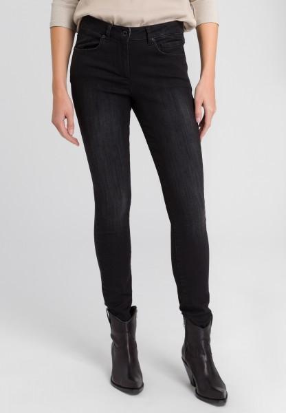Jeans in black denim