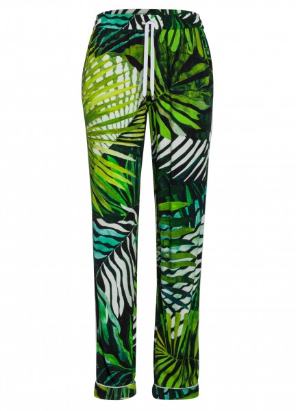 Pyjama Pants mit Alloverprint