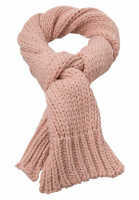 Scarf coarse knit