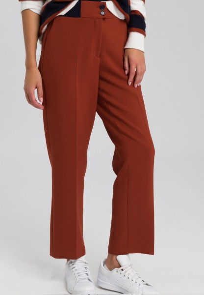 Pants with high waist