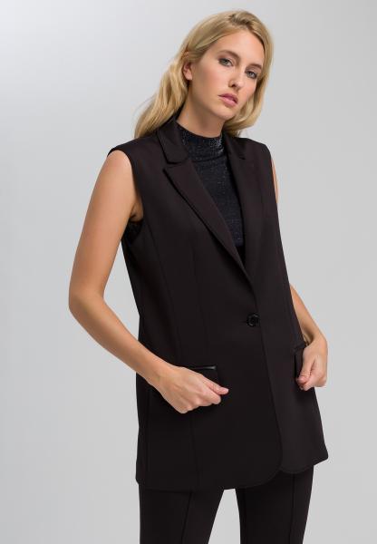 Vest blazer style