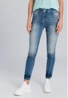 Skinny jeans in Blue Denim Optik