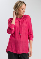 Tunic from Jacquard material