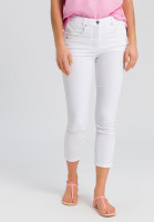 Trousers in 7/8 length
