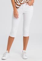 Capri pants 5-pocket style
