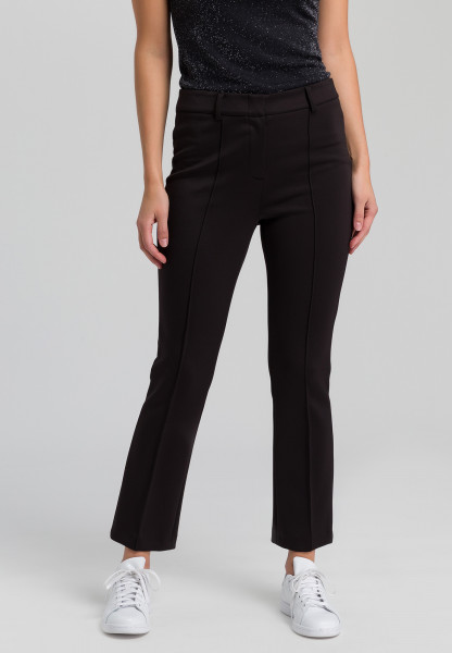 Scuba Jersey Pants with piping
