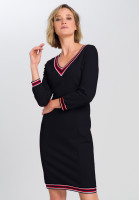 Dress From structural jersey