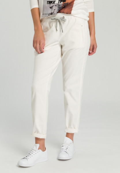 Jog Pants in soft velour quality
