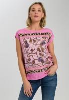 Shirt in chain design