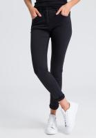 Jeans in the black denim look