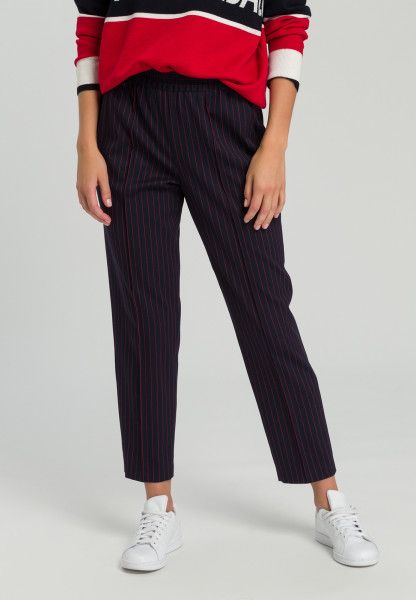 Jog pants Pinstriped