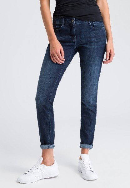 Jeans with powerstretch