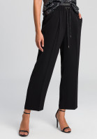 Culottes with metallic details