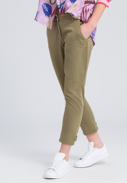 7/8 trousers with bolt