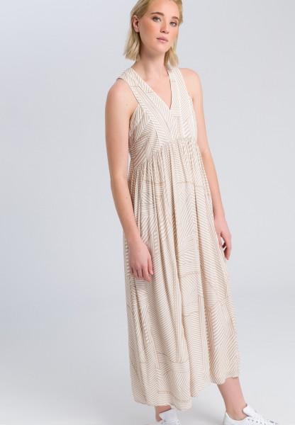 Strap dress sleeveless