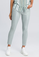 5-pocket in metallic look