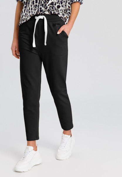 Sweatpants from summery sweat material