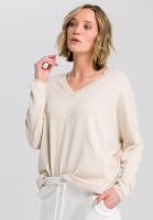 V-neck sweater cashmere