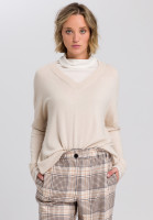 Sweaters two-in-one style