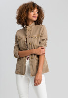 Safari jacket in a sporty look
