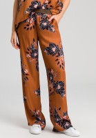 Pyjama bottoms in a floral print
