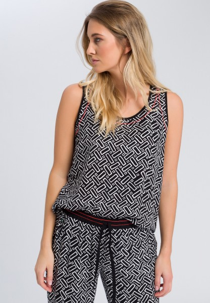 Top with an all-over print