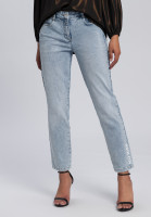 5-Pocket-Jeans made from recycled denim