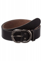 Belt In a grained appearance