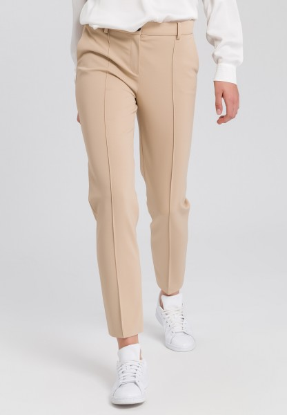 Trousers elasticated jersey
