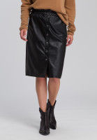 Skirt Faux leather