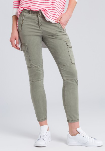 Trousers in a cargo look