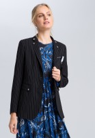 Pinstripes with rivet details
