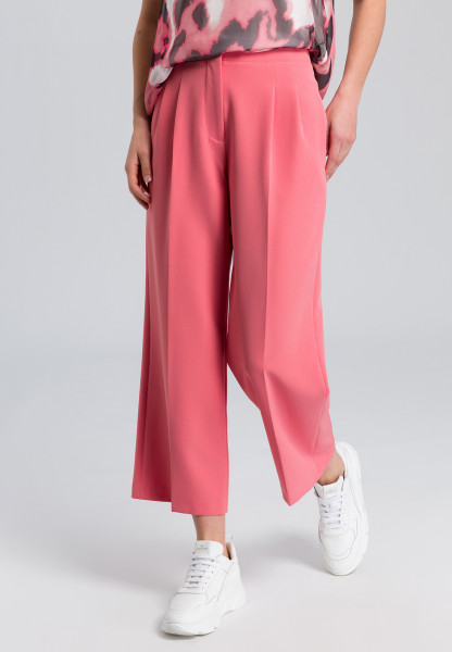 Culotte from easy-care material