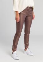 Pants In metallic pattern