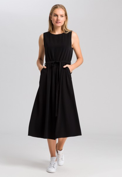 Dress in midi-length
