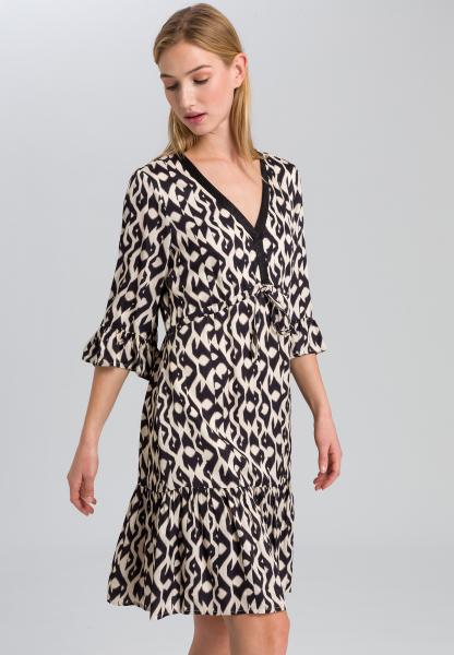 Dress mit Ethno-Print