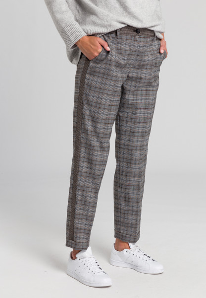 Pants In patchwork