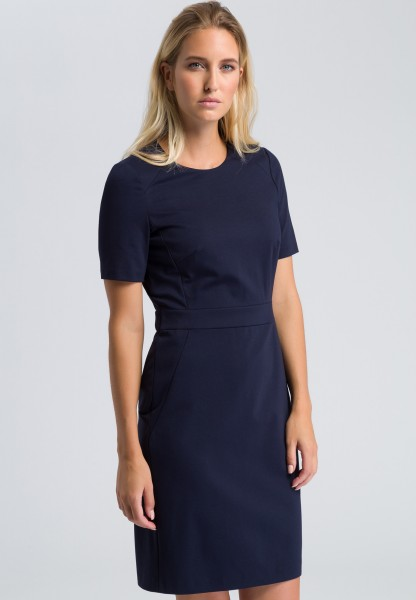 Sheath dress in a business look