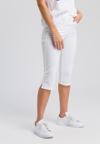 Capri pants 5-pocket style