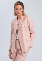 Blazer in an elegant linen look