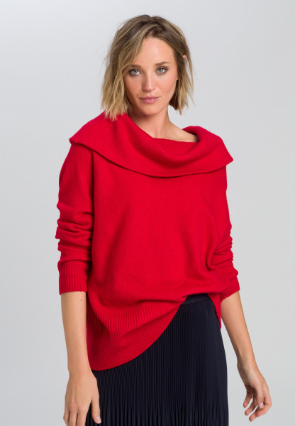 Sweaters With carmen cutout